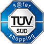 TÜV SÜD Siegel: safer shopping