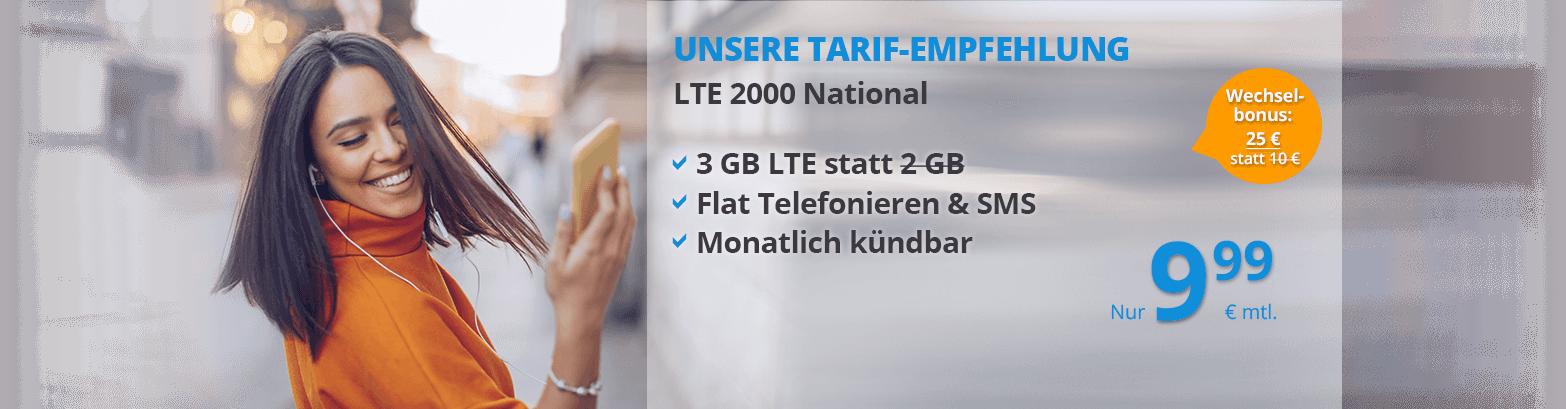 Deutschlandsim Handytarife Clevere Smartphone Tarife
