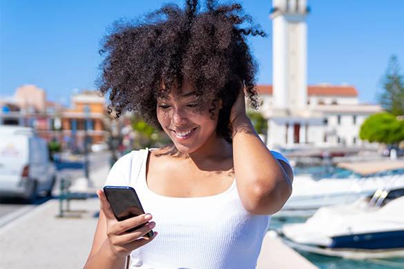 Telefonieren im Ausland / Roaming