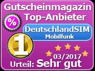 gutschein-magazin.de - Top-Anbieter Mobilfunk