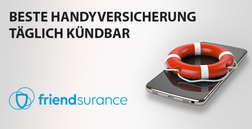 friendsurance Handyversicherung